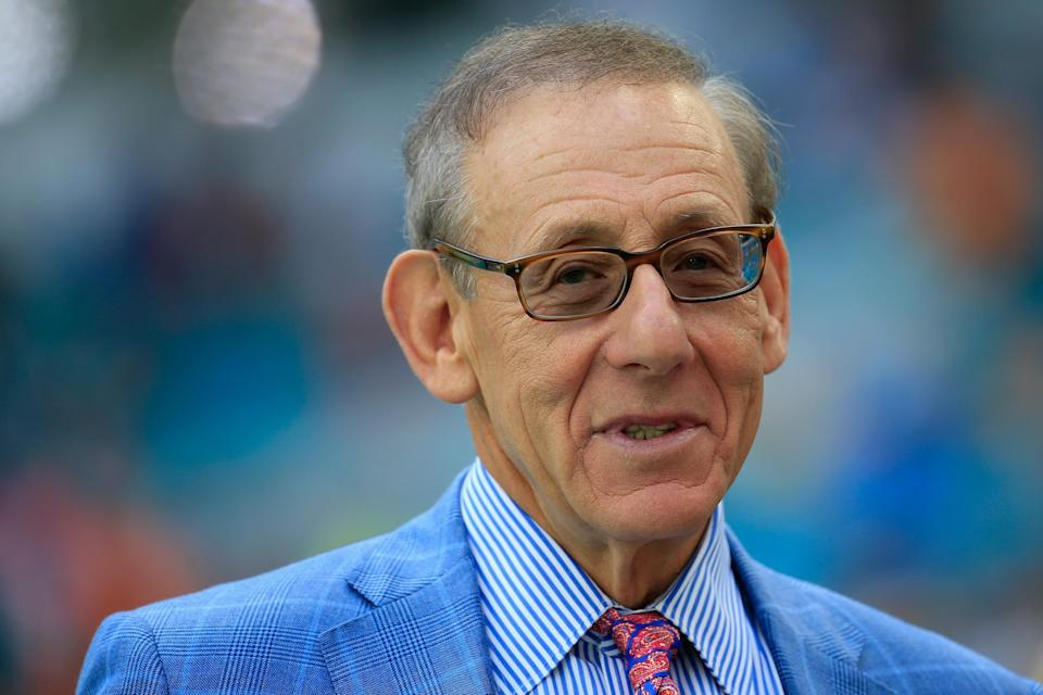 Dolphins owner Stephen Ross was added to the deposition list in Colin Kaepernick's grievance against the NFL that alleges owners colluded to blackball him from the league. (Getty Images)