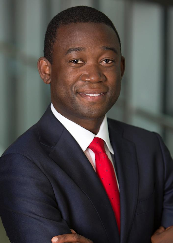 Wally Adeyemo has been nominated to be Deputy Secretary of the Treasury. If confirmed, Adeyemo would be the first African American to hold the position.