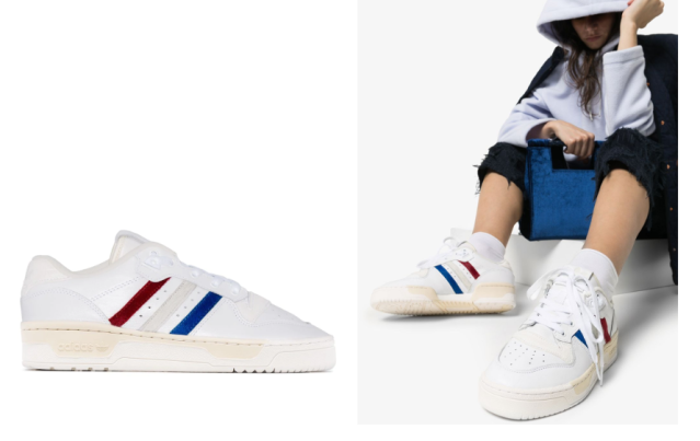 ADIDAS Rivalry NYFW low-top sneakers