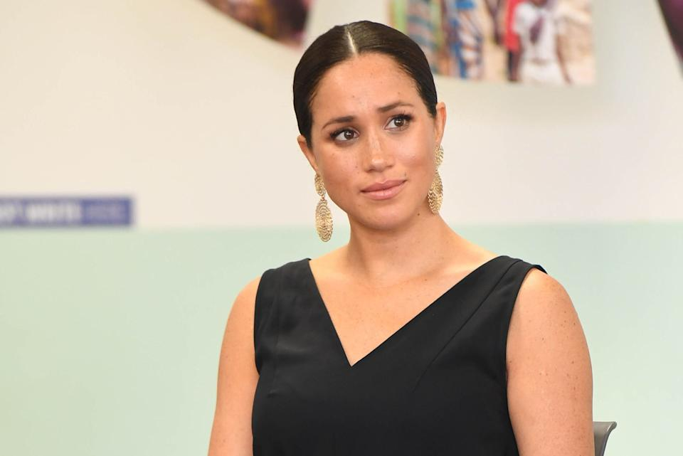 After news broke that Buckingham Palace is investigating accusations that Meghan Markle bullied royal staff, many Twitter users are turning their attention to Prince Andrew. (Photo: Getty Images)