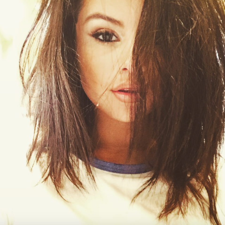 <p>Here's Gomez. <em>(Photo: Instagram/selenagomez)</em> </p>