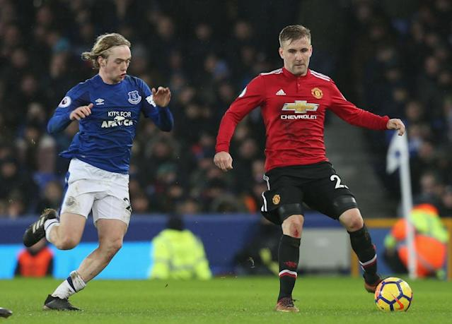 Everton Fan View: Let's get Luke Shaw this summer