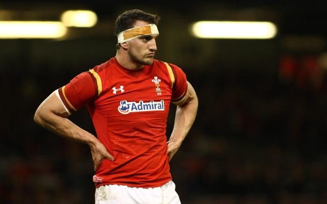 <span>Sam Warburton is favourite to captain the Lions</span> <span>Credit: REX FEATURES </span>