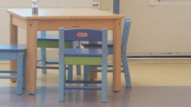 The launch of pre-kindergarten in Prince Edward Island means centres across the Island need to make room for more four year olds.  (Jessica Doria-Brown/CBC  - image credit)