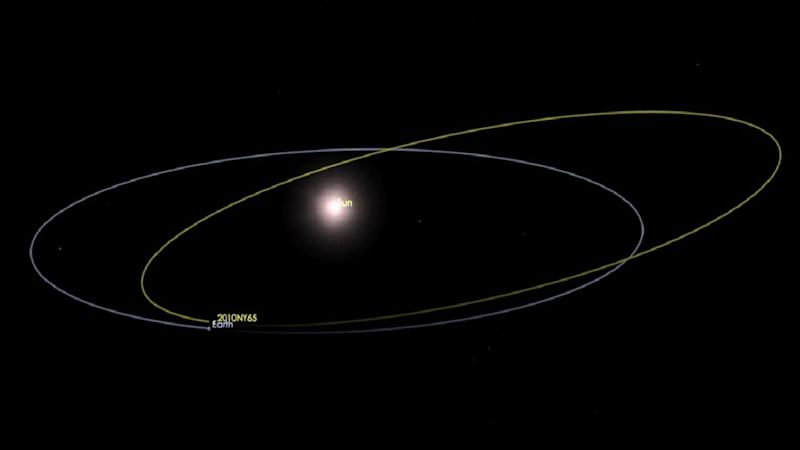 Asteroid that is three times bigger than the Big Ben shot past the Earth at a speed of 46,400 kmph