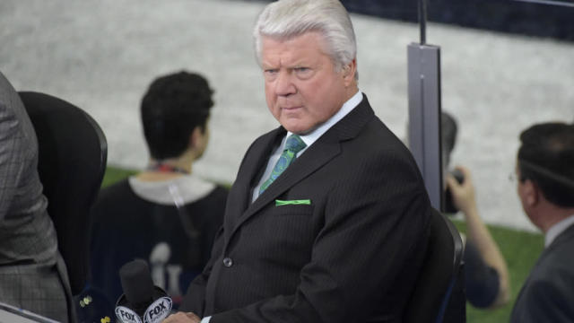 Former coach Jimmy Johnson shares blueprint for future Dolphins