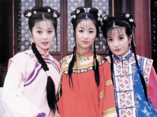 Zhao's most famous drama, 'My Fair Princess' is also gone from video platforms