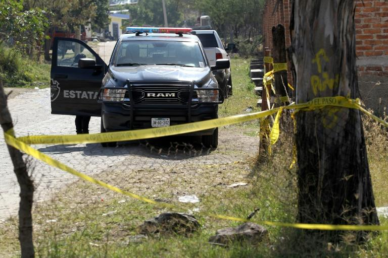 Nearly 275,000 people have been killed in Mexico since 2006