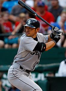 Superstar Ichiro Suzuki has declined to comment on the devastation in his home country