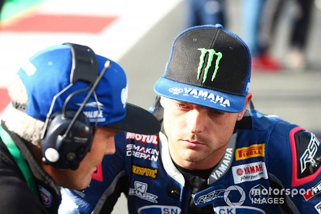 """Alex Lowes, Pata Yamaha <span class=""""copyright"""">Gold and Goose / Motorsport Images</span>"""