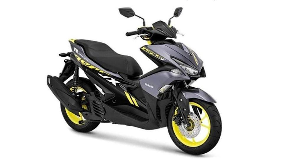 Yamaha R15-based Aerox 155 scooter launched in Indonesia: Details here