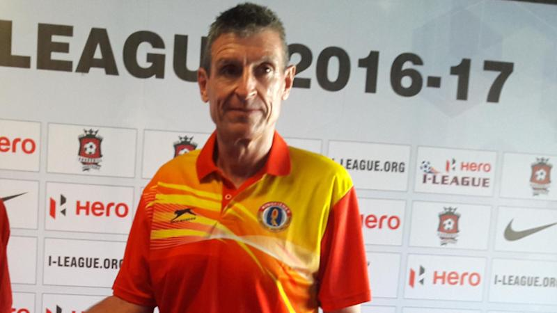 I-League 2017: East Bengal's Trevor Morgan - 'Robin Singh is one of the best target men in India'