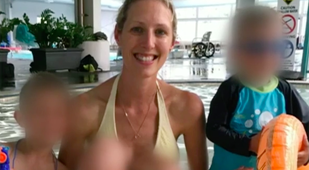 Ms Daell was a mother of four. Source: 7 News