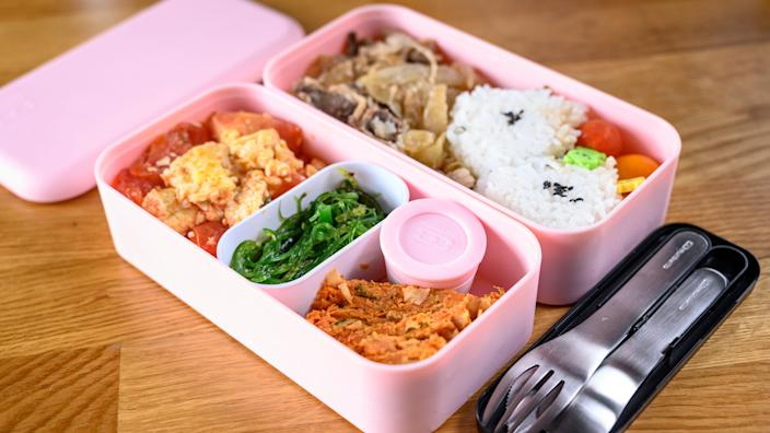 Best coworker gifts 2020: Monbento Original Bento Box