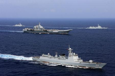 US eyes Taiwan risk as China's military capabilities grow