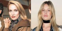 <p>Jerry Hall was already a world renown model by 24 and had made her transition into acting in the 1980s with <em>Urban Cowboy. </em>As for Georgia, Jerry's daughter with Mick Jagger, her modeling career began at 16 and she's recently moved on to fashion design. </p>