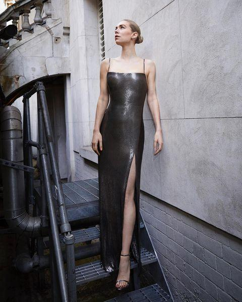 "<p>She has already had quite the award season on the red carpet and Vanessa Kirby's BAFTA look may have been her best yet. The British actress wore a bespoke Atelier Versace dress crafted from heritage metal mesh.<br></p><p><a href=""https://www.instagram.com/p/CNiYq8Kliq7/?utm_source=ig_embed&utm_campaign=loading"" rel=""nofollow noopener"" target=""_blank"" data-ylk=""slk:See the original post on Instagram"" class=""link rapid-noclick-resp"">See the original post on Instagram</a></p>"