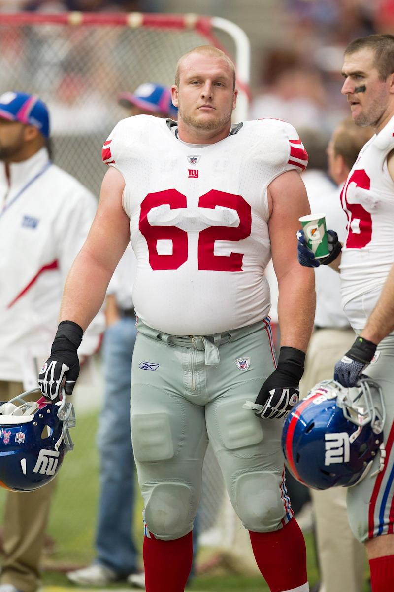 New York Giants & Teammates of Mitch Petrus Honor the Ex-NFL Star After He Dies of Heat Stroke