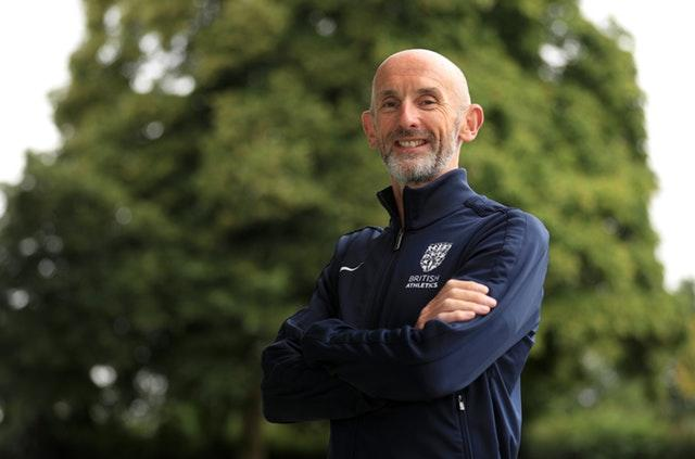 Neil Black says he will consider his future at British Athletics (Tim Goode/PA)