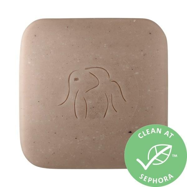 <p>While some exfoliators can be harsh on people with sensitive skin, the <span>Drunk Elephant JuJu Exfoliating Bar</span> ($28) removes dead skin cells and dirt with natural bamboo powder, while helping tone skin at the same time with a thermal mud clay. This option <em>also</em> remains free of fragrance, essential oils, and soap.</p>