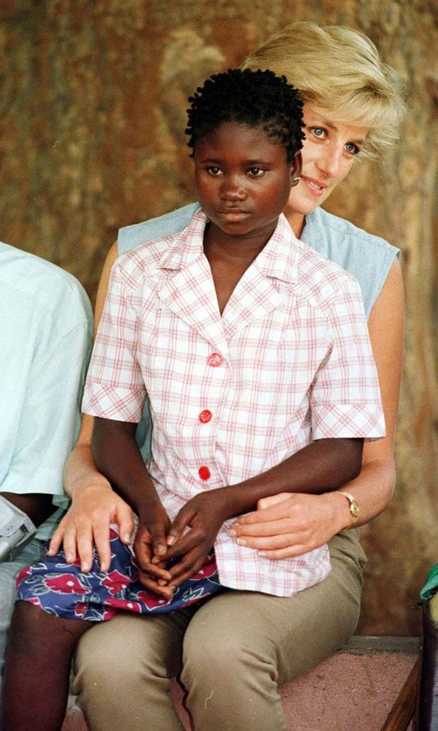Royal visit to Africa – Day Five