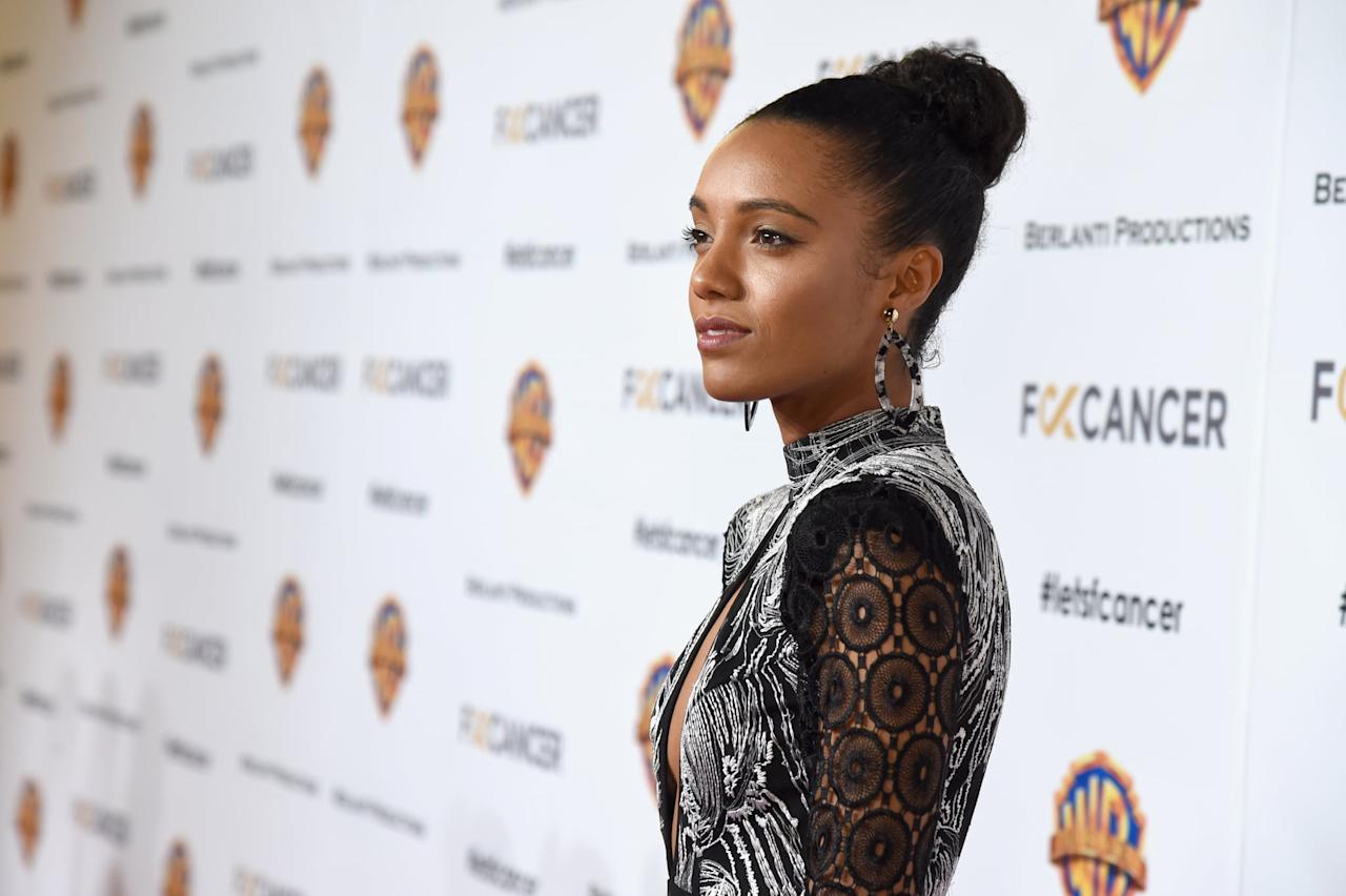 """<p>While she grew up with a love for theater due to her parents, she actually went to Oxford University and got a <a href=""""https://www.hungertv.com/editorial/the-muse-meet-story-teller-and-story-maker-maisie-richardson-sellers/"""" target=""""_blank"""" class=""""ga-track"""" data-ga-category=""""Related"""" data-ga-label=""""https://www.hungertv.com/editorial/the-muse-meet-story-teller-and-story-maker-maisie-richardson-sellers/"""" data-ga-action=""""In-Line Links"""">degree in archaeology and anthropology</a>. That being said, she did act while in school, with <strong>For Colored Girls Who Have Considered Suicide When the Rainbow is Enuf</strong> being the first show she directed and performed in.</p>"""