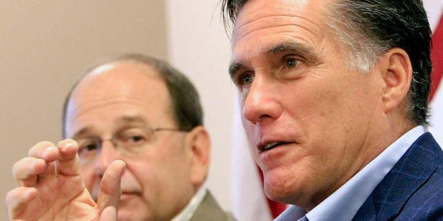 Mitt Romney Made Nearly $22 Million in 2010, Paid Less Than 14 Percent in Taxes