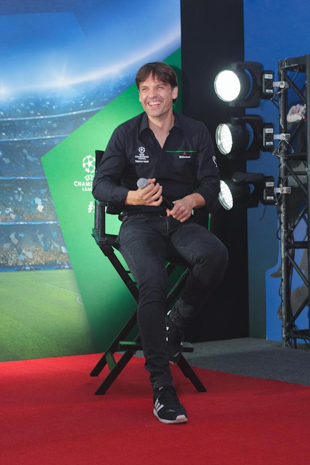 Champions League legends Del Piero and Morientes pull in the crowds in Mexico
