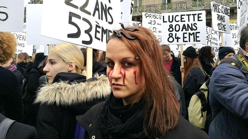 FRANCE 24 on femicide: Our stories on violence against women