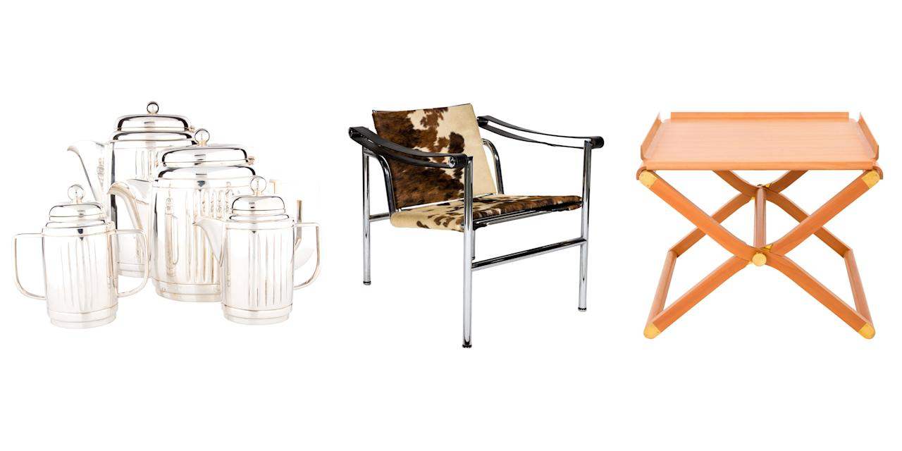 the realreal now carries designer home goods