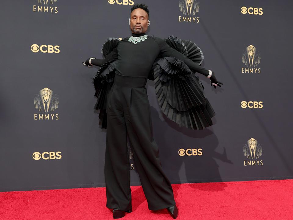 Billy Porter at the 73rd Primetime Emmy Awards (Rich Fury/Getty Images)