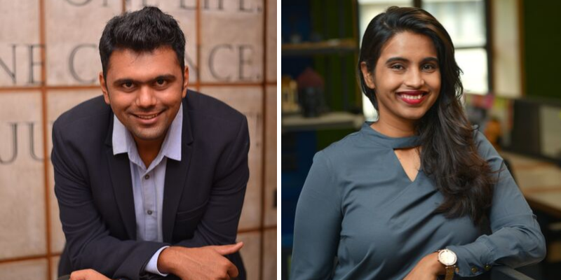 Aditi Bhosale Walunj and Chetan Walunj, Co-Founders of Repos Energy