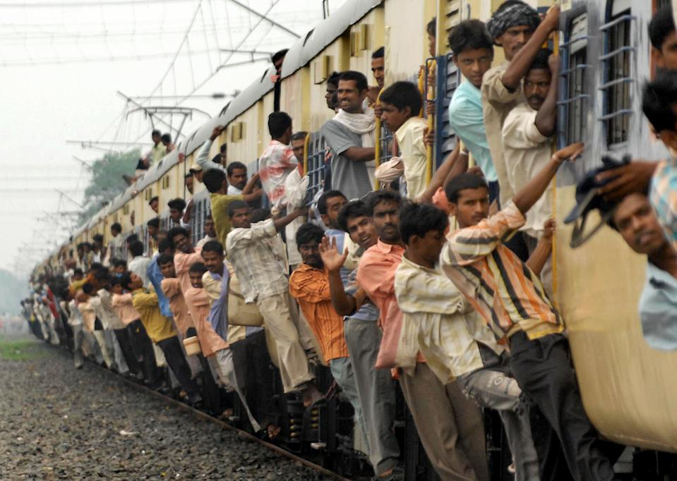 <p><b>Suburban trains</b></p>Suburban trains is considered to be one of the most important public transport in the country, especially in major cities like Mumbai, Delhi, Kolkata, Hyderabad, Pune and Kanpur among other major cities. Suburban rail is a rail service between the central business district and suburbs. All these trains have unreserved seating accommodation.