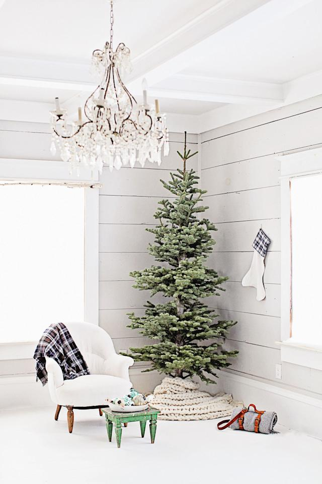 20 stylish christmas trees that completely break the norm for Elle decor christmas tree