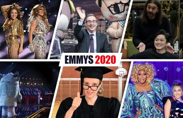 Emmy Nomination Predictions in Variety & Reality: Shrinking Categories, Stay-at-Home Hosts and No 'Amazing Race'