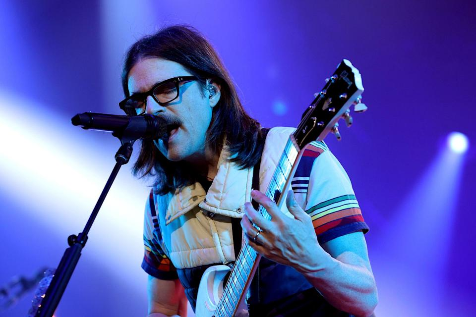 iHeartRadio Album Release Party With Weezer At The iHeartRadio Theater Los Angeles - Credit: Kevin Winter/Getty Images for iHeartMedia
