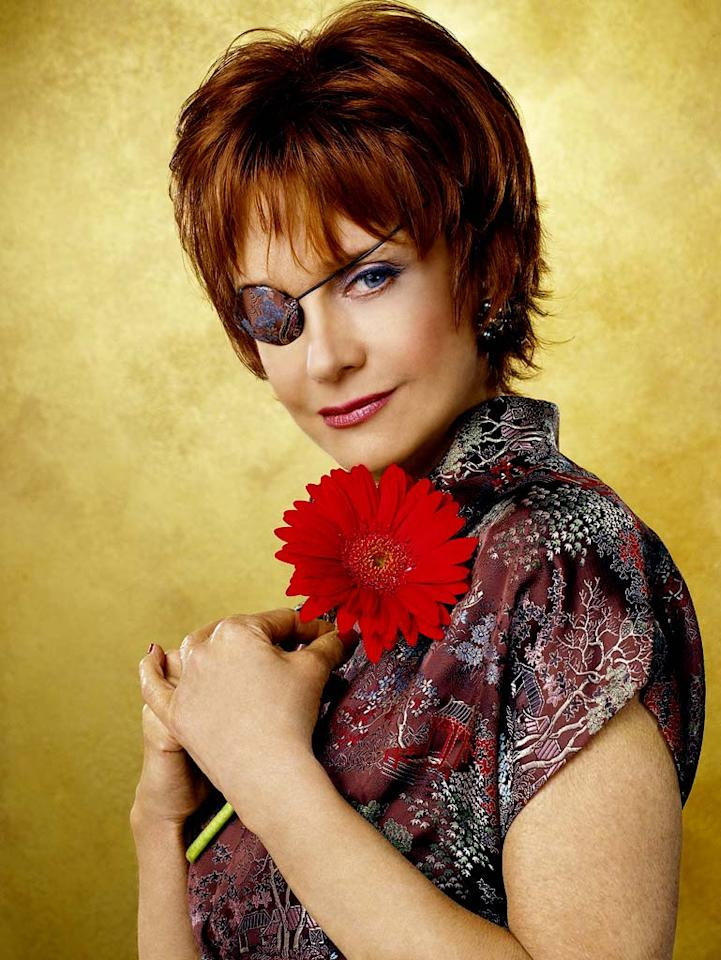 Swoosie Kurtz stars as Lily on Pushing Daisies.