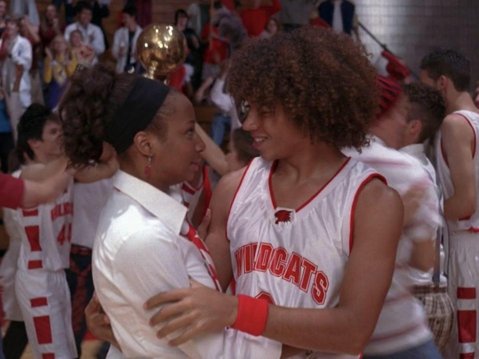 hsm taylor and chad gym 1