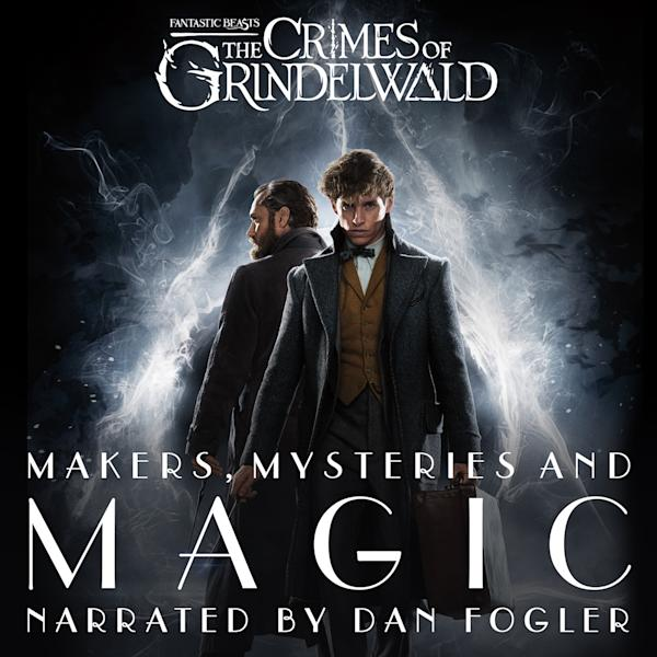 The new Fantastic Beasts audiobook (Audible)