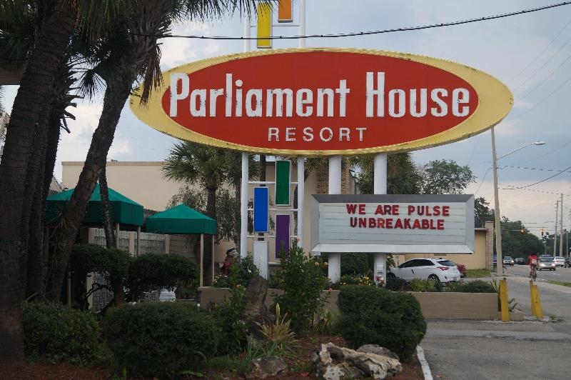 Parliament House gay bar, in Orlando. (Michael Walsh/Yahoo News)