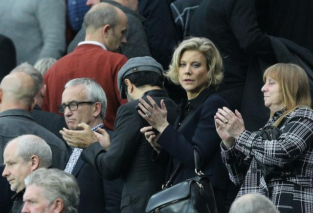 Amanda Staveley's largely Saudi-funded consortium pulled out of a deal to buy the club in July last year