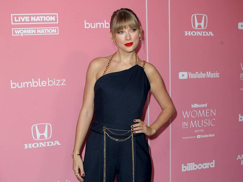 Republican senator reaches out to Taylor Swift over documentary comment