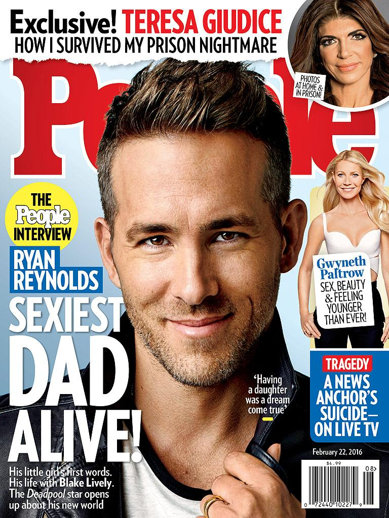 Ryan Reynolds is voted the sexiest man on the planet 11/17/2010 61