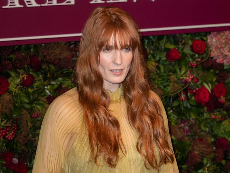 Florence Welch, Anjelica Huston, Susie Cave and Jodie Turner-Smith for Gucci Beauty