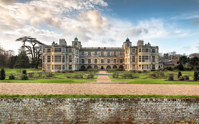 Audley End House - getty