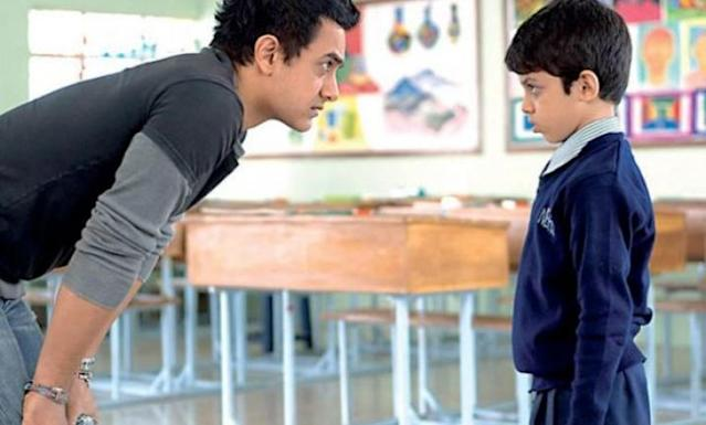 <p>If all teachers were like Ram Shankar Nikumbh, the art teacher played by Aamir Khan in Taare Zameen Par, the world would be a much happier place. India's official entry into the 2009 Academy Awards Best Foreign Film category, brought the previously unexplored topic of learning disabilities into the fore by telling the story of Ishaan Awasti, a dyslexic 8-year-old, who finds solace in art. As Awasthi, played brilliantly by Darsheel Safary, retreats further into his cocoon, Nikumbh brings much cheer and fun into the classroom, and, in the process helps Awasthi overcome his disability. </p>