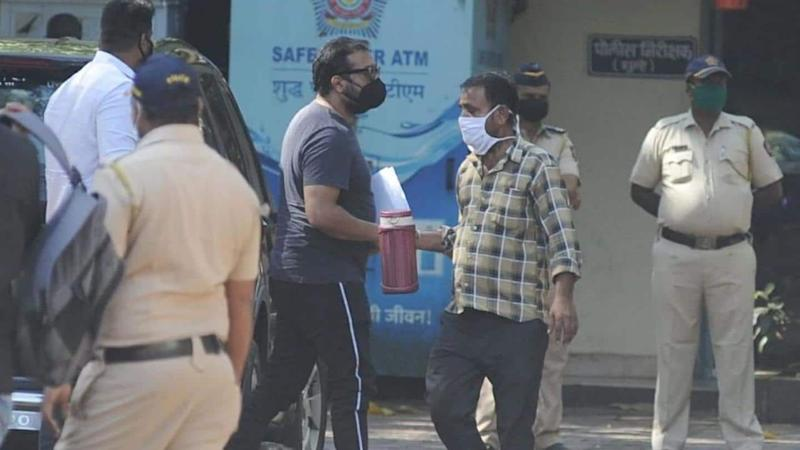 Anurag Kashyap questioned by Mumbai Police in rape case