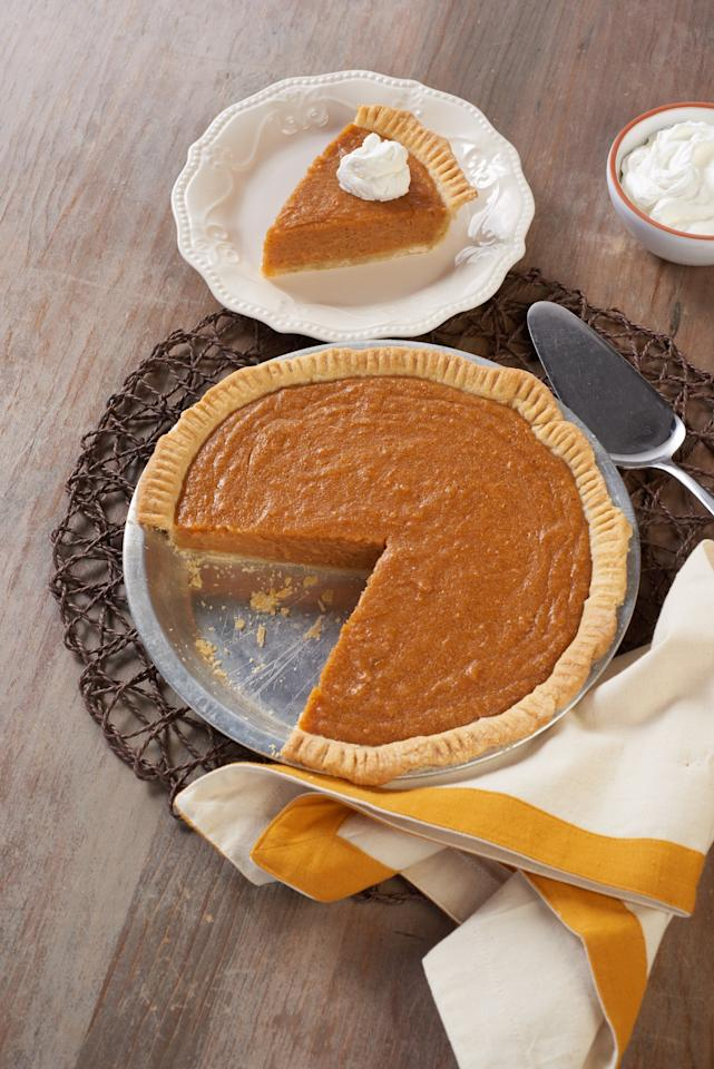 "<p>A scrumptious pie made of yams that can be cooked in the microwave? Sounds like a grandma hack to us!</p> <p><strong>Get the recipe: </strong><a href=""https://www.popsugar.com/food/Patti-LaBelle-Sweet-Potato-Pie-Recipe-43607458"" class=""ga-track"" data-ga-category=""Related"" data-ga-label=""https://www.popsugar.com/food/Patti-LaBelle-Sweet-Potato-Pie-Recipe-43607458"" data-ga-action=""In-Line Links"">sweet potato pie</a> </p>"