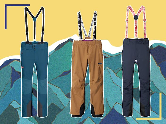 <p>Key features to look out for include braces, ankle gaiters, reinforced kick panels, vents and pockets</p> (Independent/ istock)