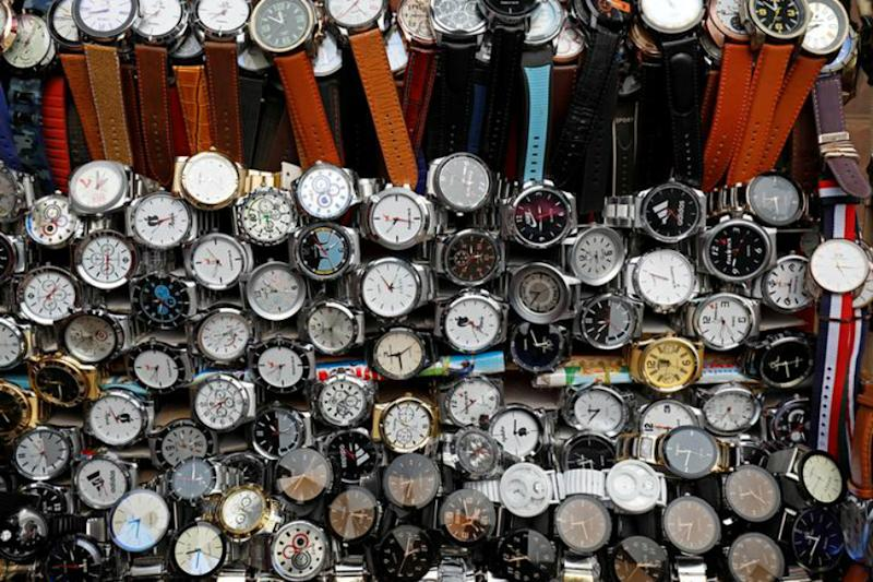 Time is Money: Paris Thief Swipes $840,000 Watch from Wrist of Japanese Man Out for a Smoke